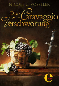 Cover The Caravaggio Conspiracy