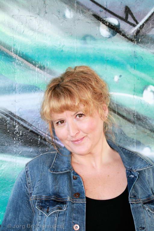 Porträt Nicole C. Vosseler